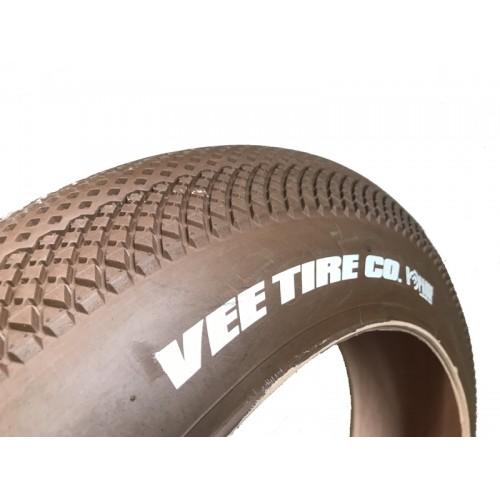 Tire Vee Speedster 20 x 4.0  Brown
