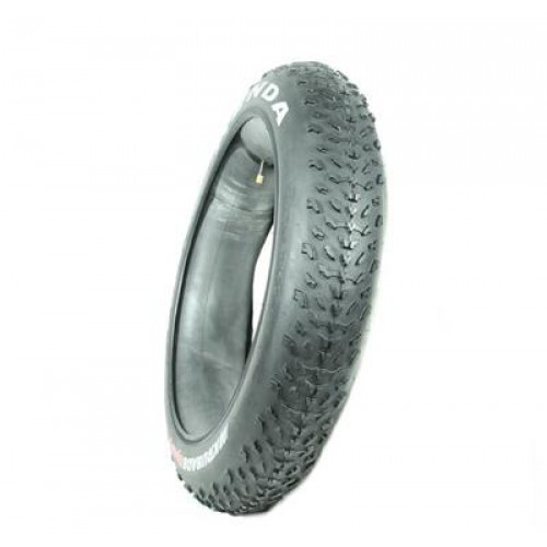Tire Black Kenda Offroad tricycle avant 24 x 4.0