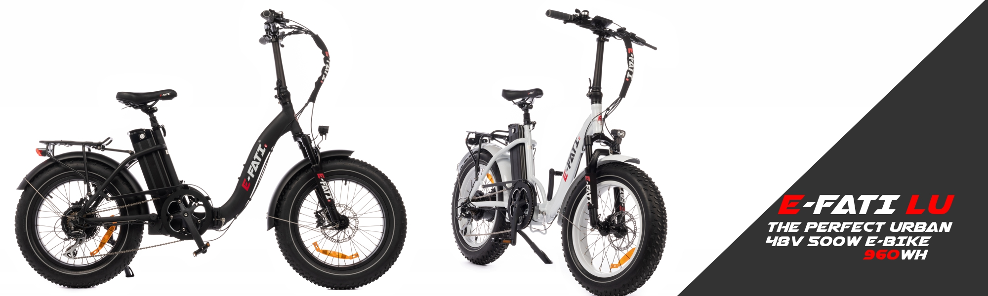 foldable electric fatbike