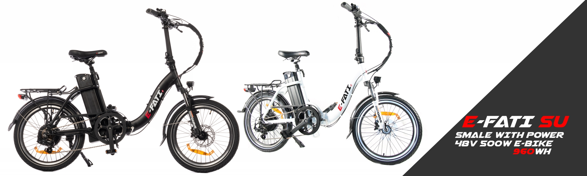 e-fati electric folding bike 20
